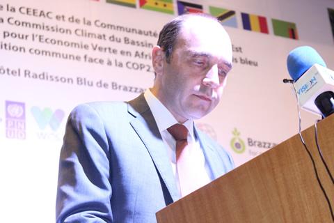 Monsieur Benoit BOSQUET, Directeur Sectoriel pour l'Environnement et les Ressources Naturelles, Banque Mondiale
