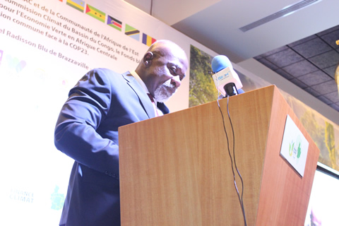SEM Anthony OHEMENG BOAMAH, Représentant du Programme des Nations Unies pour le Développement (PNUD)